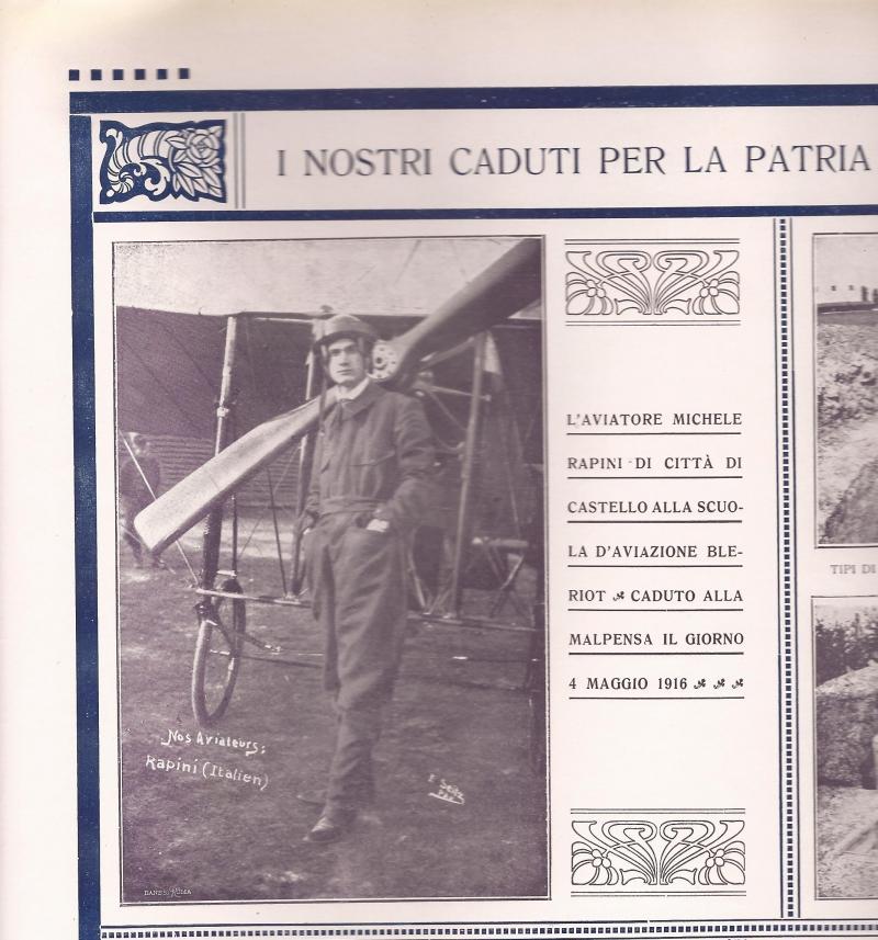 La memoria della Grande Guerra nell'Alta Valle del Tevere. Documenti, tracce e testimonianze nel territorio.